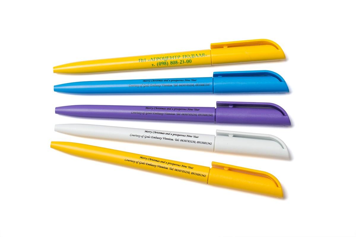 Рекламні ручки
