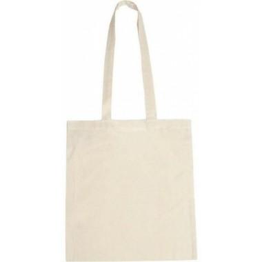 Еко-сумка шопер з бавовни (35х40см) 240г/кв.м.
