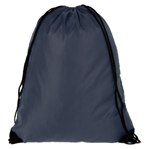 Еко-рюкзак синій з наметової тканини (35х45 см) PROMO